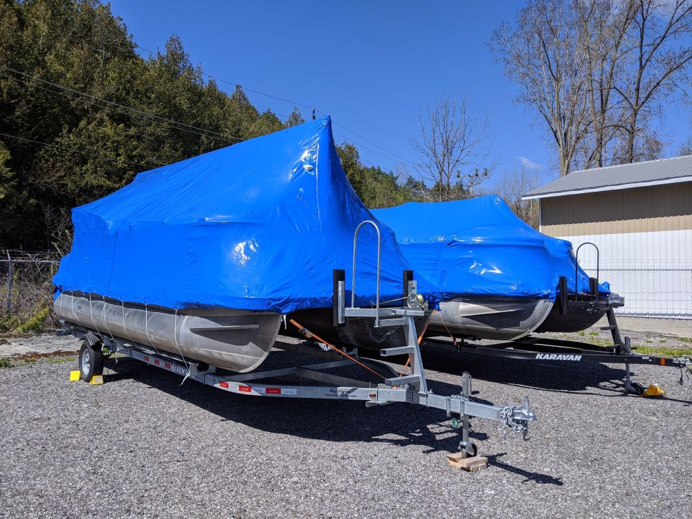 Boat Storage Covered